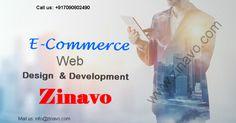 Grow your online eCommerce business with #zinavo(www.zinavo.com)