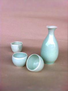 made by Noriyuki Fujii, Japanse ceramist