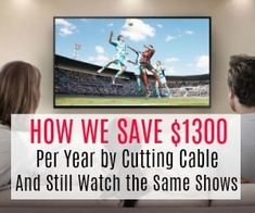 If you're spending hundreds on cable, here's how to eliminate cable TV, save thousands of dollars and still watch great TV. Work From Home Companies, Work From Home Jobs, Ways To Save Money, How To Make Money, Companies Hiring, Jobs Hiring, Belly Fat Diet Plan, Being Broke, Easy Freezer Meals