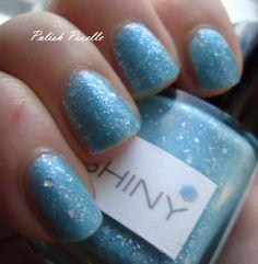 Nerd Lacquer 'Shiny' via Polish Pixelle