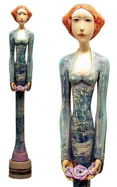 Camille Vandenberge - Sculpture - Works '02