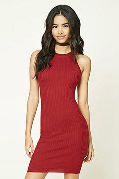 Ribbed Knit Bodycon Dress Jetzt bestellen unter: https://mode.ladendirekt.de/damen/bekleidung/kleider/sonstige-kleider/?uid=c7ffd5c6-819e-5675-8295-435fb0506c5b&utm_source=pinterest&utm_medium=pin&utm_campaign=boards #skirts #sonstigekleider #women's #accessories #dresses #kleider #clothing #bekleidung