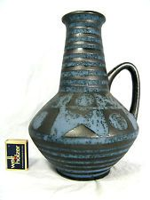 "Beautiful early 70´s design Carstens Keramik pottery vase "" Ankara ""  1507 / 27"