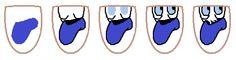 StephsNails: Donald Duck Nail Art Tutorial @StephsNails