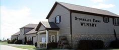 Stonehaus Farms Winery - Lee's Summit, Missouri - Est. 1996  Right near the house. Need to visit.