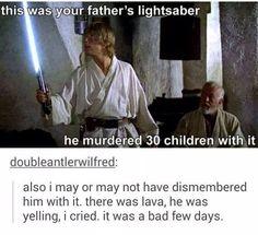 Honest Skywalker legacy
