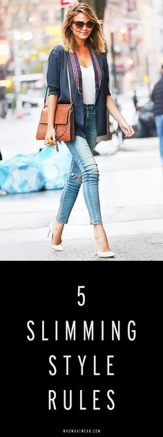 5 celebrity style secrets for always looking slim
