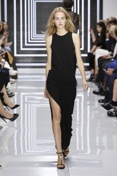 Versus Collection Spring Summer 2016 - London Fashion Week September 2015