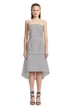 Cooper St - Another Time Strapless Dress