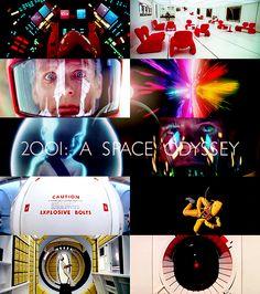 2001: A Space Odyssey (dir. Stanley Kubrick)