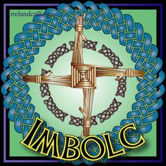 Imbolc – Gaelic festival marking start of Spring 1st February St Brigid's Day. Visit Ireland Calling for more information about the Celtic seasonal festivals .