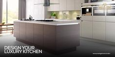 Do you want luxury #kitchen design for your home? Just call us; 0208 616 2722 and get incredible service.