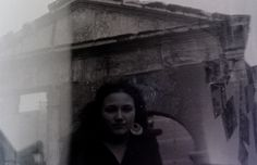 https://flic.kr/p/ELtCFB | Eleonora, Rome (Italy) | Holga, Lomography #holga #analog #photography #blackandwhite #rome