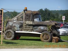 Truck from Addison County Fair 2014