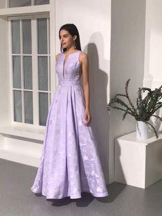 cheap prom dresses on sale Light Purple Prom Dress, Lilac Prom Dresses, Kids Party Wear Dresses, Event Dresses, Formal Dresses, Simple Dresses, Cute Dresses, Beautiful Dresses, Long Gowns