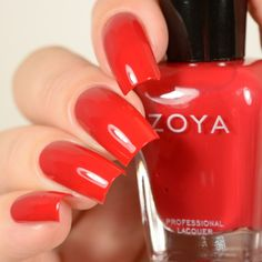 Zoya Party Girls Winter/Holiday Collection Ming