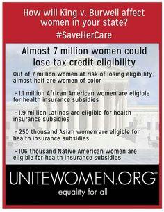 UniteWomen.org Join the #SaveHerCare Twitter Storm today (3/3) at 2:00 EDT.   Sample tweets and state stats: http://pastebin.com/kHrJjeJV