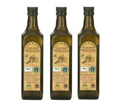 Pack aceite de oliva virgen extra ecológico edición gourmets.
