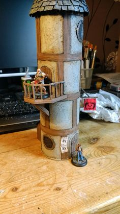 Malifaux Guild tower