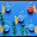 http://www.iheartcraftythings.com/2013/05/bottle-cap-art-fish-and-flower-scene.html