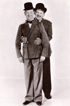 Laurel And Hardy Laurel And Hardy, Stan Laurel Oliver Hardy, Great Comedies, Classic Comedies, Classic Movies, Comedy Duos, Comedy Films, Hollywood Stars, Classic Hollywood
