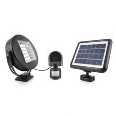 Eye Solar Security Light