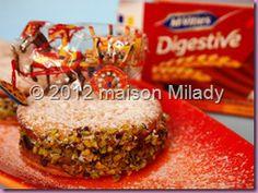 Maison Milady: McVitie's Digestive al cioccolato ai sapori di Sic...