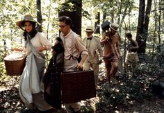Comédie érotique d'une nuit d'été - Mary Steenburgen - Michael Higgins - Julie Hagerty - José Ferrer - Woody Allen