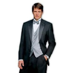 You can never go wrong with a formal tuxedo from Ralph Lauren!