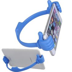 Silicone Thumb OK Design Stand Holder For Mobile Phone Tablets