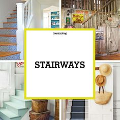 50 of the Most Beautiful Country Homes Across America Stairways, Country Style, Most Beautiful, House Design, Decorating, Room, Ideas, Home Decor, Ladders