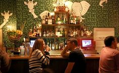 Review: The Wild Rover -  Wild Rover is the new bar from  Grandma's  (that tiny tiki bar on Clarence Street in the CBD)...