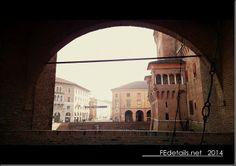 Castello Estense, Ferrara, Italy - Property and copyrights of (c) FEdetails.net 2014