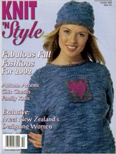 Knit 'N Style - October 2002 - #121: Various, Rita Greenfeder: Amazon.com: Books
