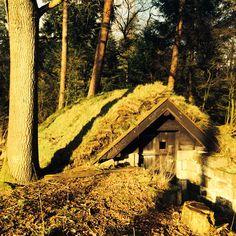 Hobbit house Hoge Veluwe