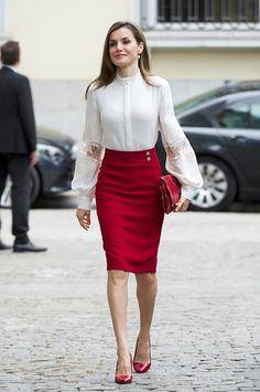 Rainha Letizia de Espanha