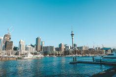 Achja #Auckland - unser Start in #neuseeland.  Um ehrlich zu sein, war ich nicht so angetan von dieser Stadt. Eigentlich sind die Städte in… Auckland, New York Skyline, Instagram, Travel, Inspiration, New Zealand, Biblical Inspiration, Viajes, Destinations