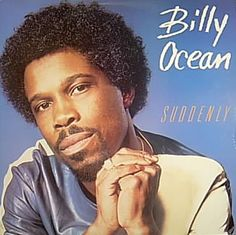 Billy Ocean *we still have a cassette tape with him on the radio on it.when youd put your recorder up to the radio so u could copy music. World Music, Music Is Life, 80s Rewind, Billy Ocean, Old School Music, Hip Hop And R&b, Vintage Vinyl Records, Famous Singers, 80s Music