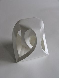 Richard Sweeney paper sculpture