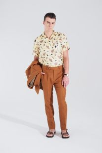 Featuring similar colors, this look is the perfect summer going out outfit.  Discover the complete David Hart Spring-Summer 2015 collection:   http://attireclub.org/2014/09/20/david-hart-spring-summer-2015/  #style #menswear #springsummer2015