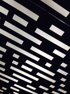 Lift ceiling - Cricoteka Krakow