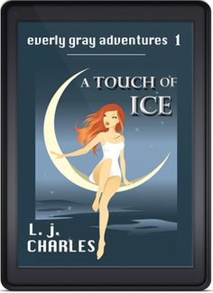 A Touch of Ice by L. J. Charles is the Indie Book of the Day for March 27th, 2013!  http://indiebookoftheday.com/a-touch-of-ice-by-l-j-charles/