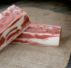 Realistic Bacon Soap