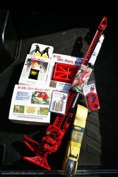 Hi-Lift Kit