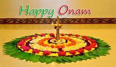 Happy Onam Wishes, Quotes, Sayings, HD Images And Wallpapers 2017 Happy Onam Images, Diwali Images, Rangoli Patterns, Rangoli Designs With Dots, Happy Onam Wishes, Onam Celebration, Onam Festival, Diwali Rangoli, Diwali Diy