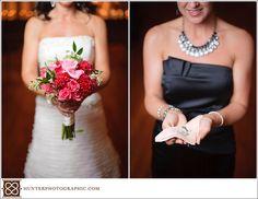 Jan and Dusty - Columbus Athenaeum Wedding