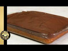 Καρυδόπιτα με επικάλυψη σοκολάτας! Και Νηστίσιμη! - ΧΡΥΣΕΣ ΣΥΝΤΑΓΕΣ - YouTube