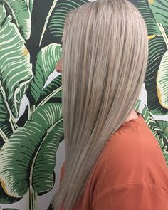 Blonde goodness via @shearenvyhairstudio #blondehair #blonde #hairenvy #hairinspo #TheNAKCollective #NAKhair