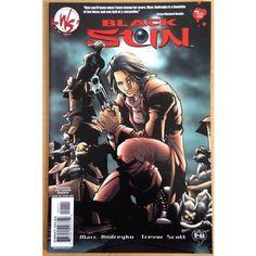 Black Sun #1 Wildstorm Comic Book