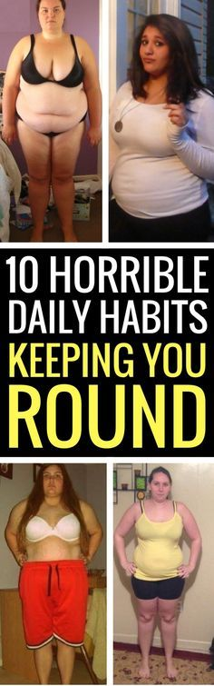 10 mistakes keeping you fat - no matter how much you try, you can't seem to lose weight for good.